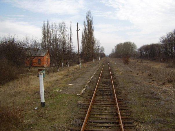 участка железной дороги